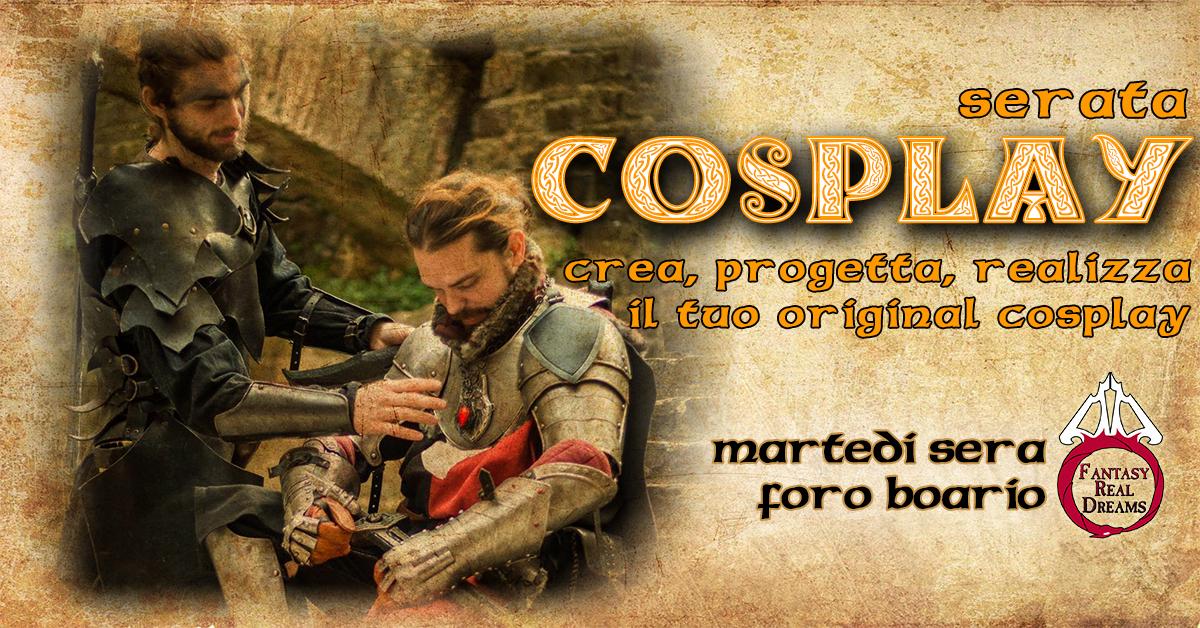 Attività Progetto Cosplay Fantasy Real Dreams
