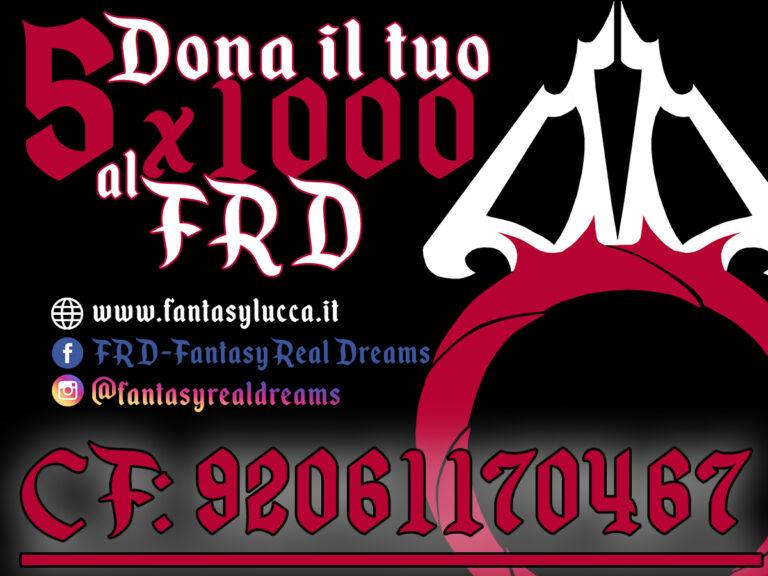 5x1000 fantasy real dreams